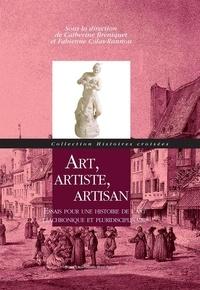 Catherine Breniquet et Fabienne Cola-Rannou - Art, artiste, artisan.