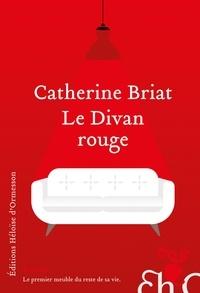 Catherine Briat - Le divan rouge.