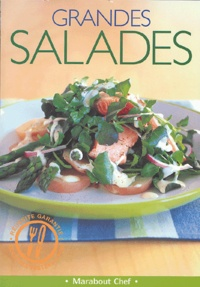Catherine Bricout et Catherine Pierre - Grandes salades.