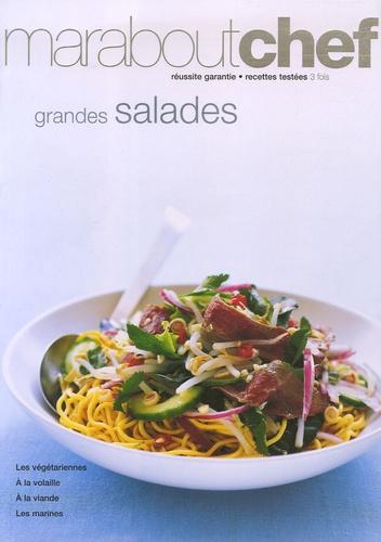 Catherine Bricout et Catherine Pierre - Grandes salades.