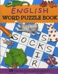 Catherine Bruzzone - English Word Puzzle Book.