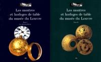 Les montres et horloges de table du musée du Louvre Coffret 2 volumes : Tome 1, La collection Olivier.pdf
