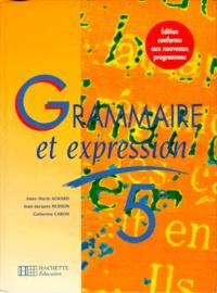 GRAMMAIRE ET EXPRESSION 5EME. Edition 1997.pdf