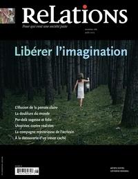 Catherine Caron et Eve-Lyne Couturier - Relations. No. 766, Juillet-Août 2013 - Libérer l'imagination.