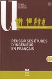 Catherine Carras et Océane Gewirtz - Réussir ses études d'ingénieur en français B1-C2. 1 DVD