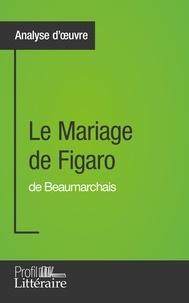 Catherine Castaings - Le mariage de Figaro de Beaumarchais.
