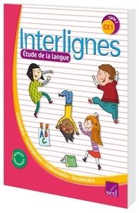 Catherine Castera - Etude de la langue CE1 Interlignes.