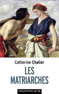 Catherine Chalier - Les matriarches - Sarah, Rebecca, Rachel et Léa.