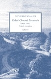 Catherine Chalier - Rabbi Chmuel Bornstein (1856-1926) - L'espoir hassidique.