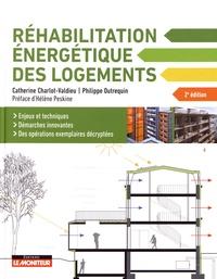 Catherine Charlot-Valdieu et Philippe Outrequin - Réhabilitation énergétique des logements.