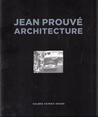 Catherine Coley - Jean Prouvé Architecture - Coffret 1, 5 volumes.