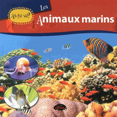 Catherine Côté - Les animaux marins.