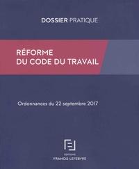 Catherine Crevisier - Réforme du code du travail - Ordonnances du 22 septembre 2017.