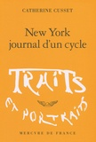 Catherine Cusset - New York journal d'un cycle.