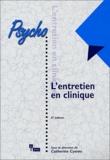 Catherine Cyssau - L'entretien en clinique.
