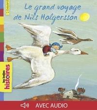 Catherine De Lasa - Le grand voyage de Nils Holgersonn.
