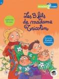 Catherine de Lasa - Les trois fils de madame Tricotin.