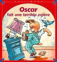 Catherine de Lasa et C Lapointe - Oscar fait une terrible colère.