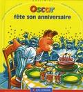 Catherine de Lasa et Claude Lapointe - Oscar fête son anniversaire.