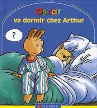 Catherine de Lasa et Claude Lapointe - Oscar va dormir chez Arthur.