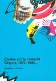 Catherine de Smet et Béatrice Fraenkel - Etudes sur le collectif Grapus 1970-1990... - Entretiens et archives.