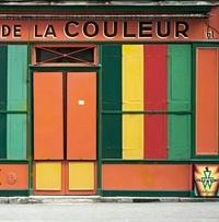 Catherine de Smet - Paris couleurs - Gérard Ifert, ektachromes 1953-1954.