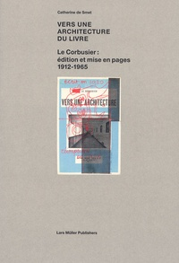 Histoiresdenlire.be Vers une architecture du livre - Le Corbusier : édition et mise en pages 1912-1965 Image