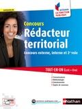 Catherine Debilly et Léonard Mango - Concours rédacteur territorial - Concours externe, interne et 3e voie.
