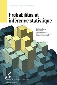 Catherine Dehon et Marc Hallin - Probabilités et inférence statistique.