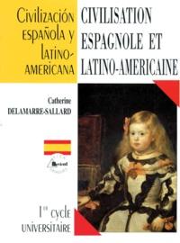 Catherine Delamarre-Sallard - Civilisation espagnole et latino-américaine.