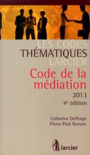 Galabria.be Code de la médiation 2013 Image