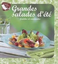 Catherine Della Guardia - Grandes salades d'été fraîches et conviviales.