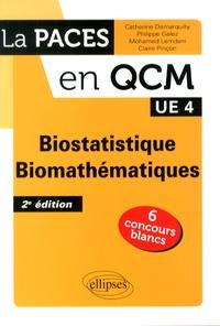 Catherine Demarquilly et Philippe Gelez - Biostatistique, Biomathématiques.