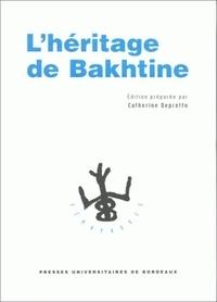 Catherine Depretto et  Collectif - .