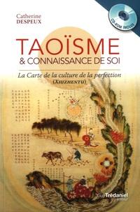 Catherine Despeux - Taoïsme & connaissance de soi - La carte de la culture de la perfection (xiuzhen tu). 1 Cédérom