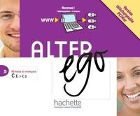 Alter Ego niveau 5- Manuel numérique enseignant carte de téléchargement - Catherine Dollez |