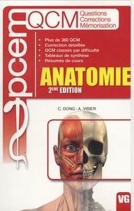 Catherine Dong et Antoine Visier - Anatomie.