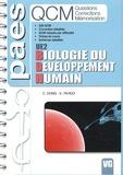 Catherine Dong et Emmanuel Pardo - Biologie du développement humain - 3e edition.
