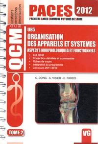 Organisation des appareils et systèmes UE5 - Aspects morphologiques et fonctionnels Tome 2.pdf