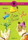 Bibliolycée - Dom Juan, Molière - Livre Elève.