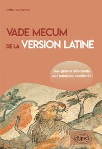 Vade mecum de la version latine - Des grands débutants aux latinistes confirmés.pdf