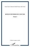Catherine Dutheil Pessin et Alain Pessin - Rites et rythmes de l'oeuvre 1.