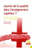 Catherine Fallon et Bruno Leclercq - Leurres de la qualité dans l'enseignement supérieur ? - Variations internationales sur un thème ambigu.