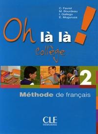 Méthode de Français Collège niveau 2 - Livre + Cahier.pdf