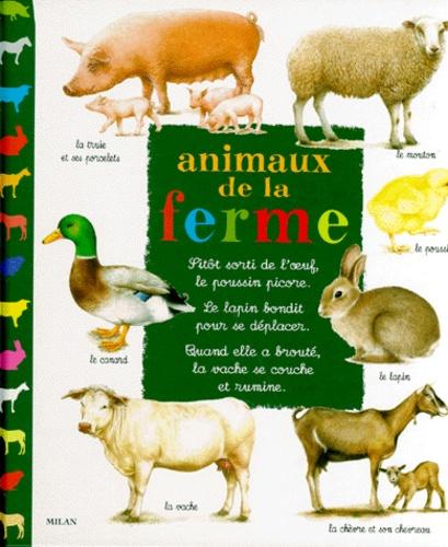 Catherine Fichaux - Les animaux de la ferme.