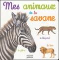 Catherine Fichaux - Mes animaux de la savane.
