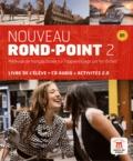 Catherine Flumian et Josiane Labascoule - Nouveau rond-point 2 B1 - Livre de l'élève. 1 CD audio