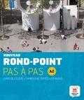 Catherine Flumian et Josiane Labascoule - Nouveau Rond-Point pas à pas A2 - Livre de l'élève. 1 CD audio
