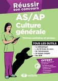 Catherine Fouquet et Sylvain Marchandé - Réussir son concours AS/AP culture générale.