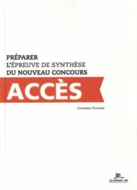 Préparer lépreuve de synthèse du nouveau concours Accès.pdf